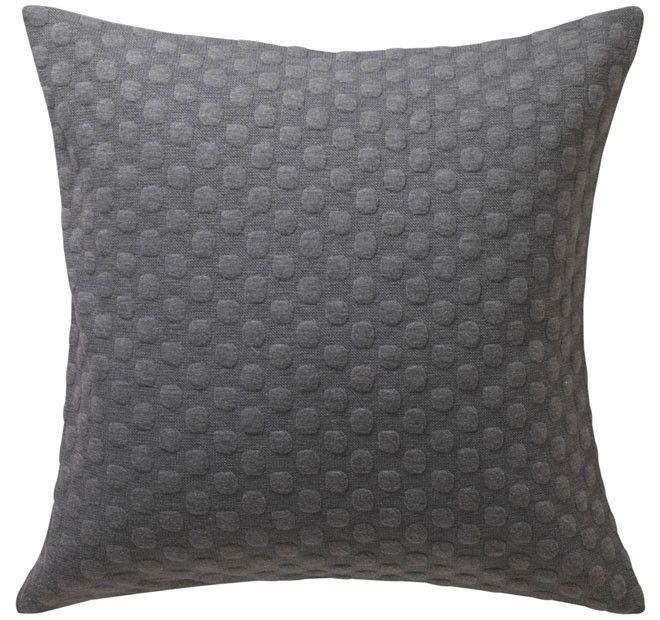 Habitat European Pillowcase Concrete | Manchester Warehouse
