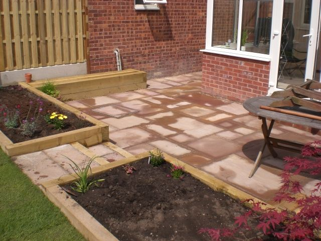Decking With Raised Flower Beds   Google Search · Back Garden IdeasRaised  ...
