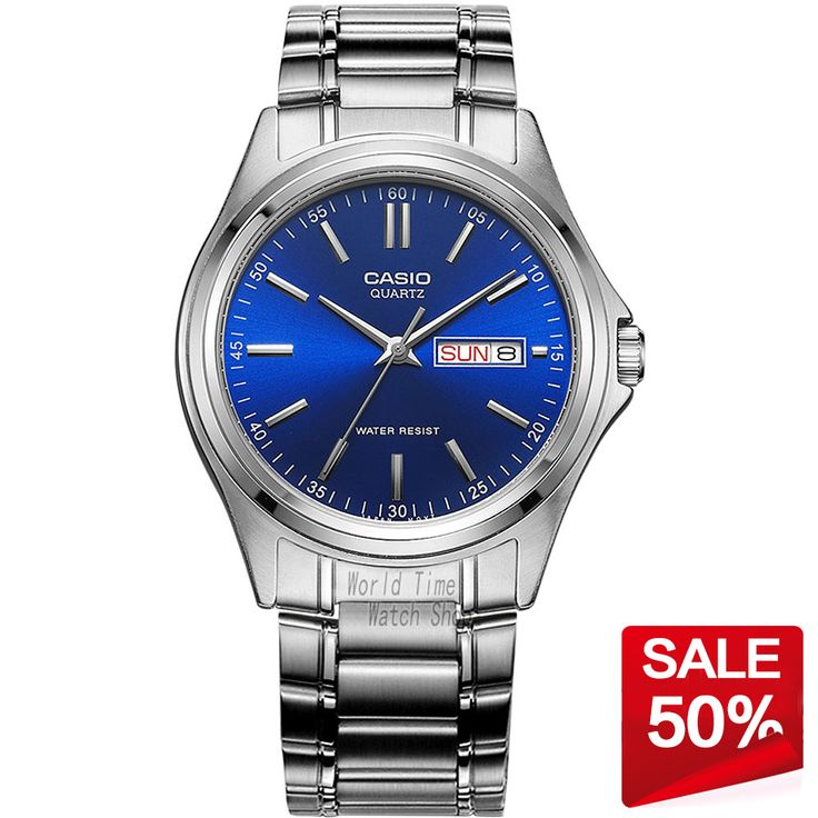US $55.00 - Casio watch Men's waterproof watch pointer fashion business quartz men's watch MTP-1239D-2A MTP-1239D-7A