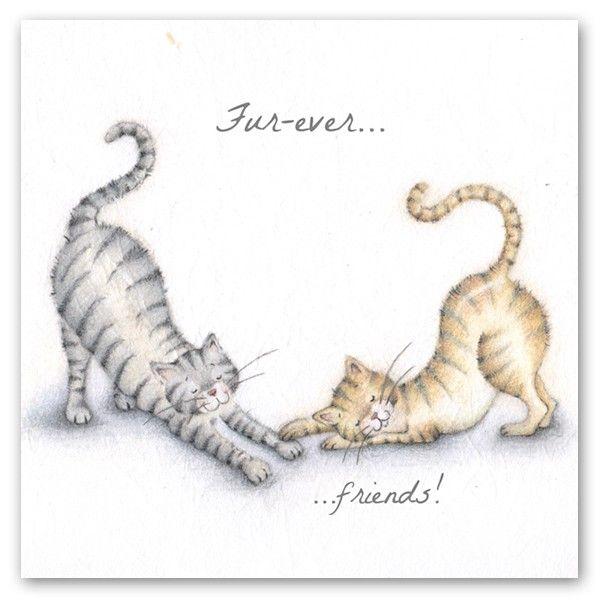 Cards » Fur-Ever Friends » Fur-Ever Friends - Berni Parker Designs