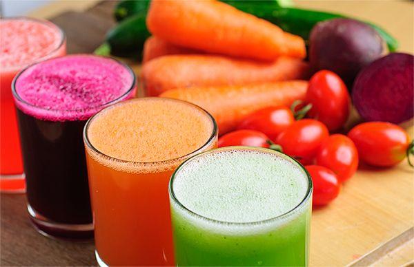 Les conseils de Marion Kaplan, aujourd'hui : 13 jus de légumes et leurs vertus
