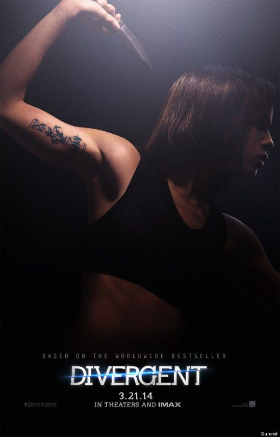 #Divergent Character Poster: Christina