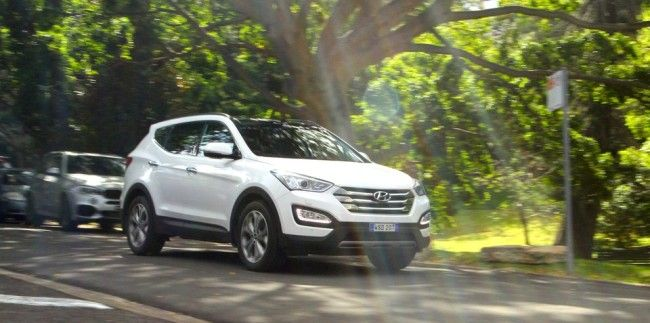 Hyundai SUV 2015 Hyundai Santa FE Elite Exterior, Packages, Features 2