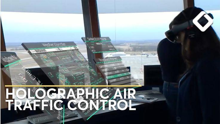 Ecco cosa accade quando HoloLens incontra il controllo del traffico aereo.  http://virtualmentis.altervista.org/hololens-controllo-del-traffico-aereo/