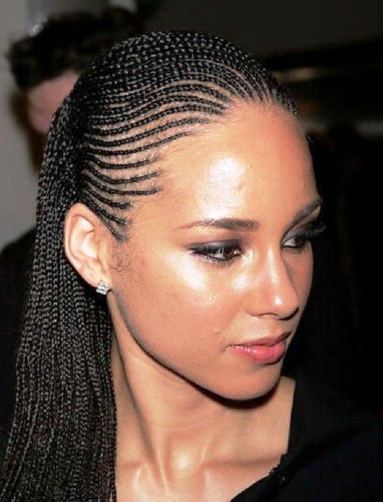 Outstanding 1000 Ideas About African American Braided Hairstyles On Pinterest Hairstyles For Men Maxibearus