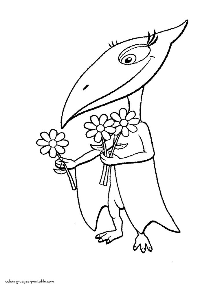 Shiny Coloring Pages Dinosaur Train Train Coloring Pages