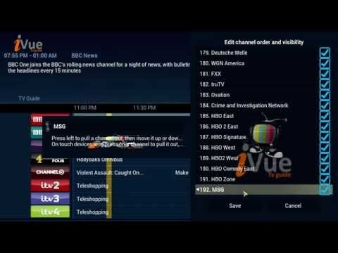 XBMC / Kodi TV Addons - The Best Live TV Add-on & Live TV Guide Setup