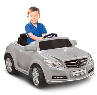 Kid Motorz Mercedes Benz E550 1-Seater 6-Volt Ride