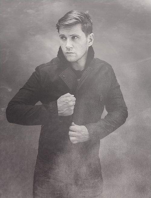 Allen Leech for Downton Abbey Series 3 - Somebody get me a fan and a fainting couch.
