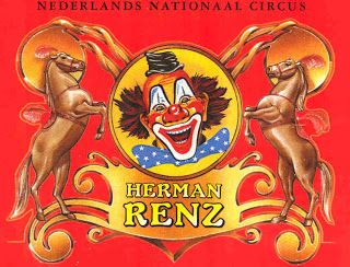Circus Herman Renz is the largest circus in the Netherlands, and has been touring the Netherlands and other countries since 1911.