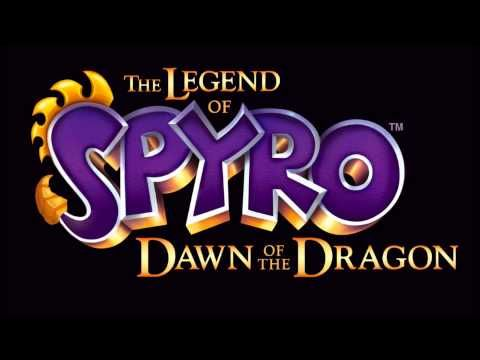 29 - Spyro Menu - The Legend Of Spyro Dawn Of The Dragon OST - YouTube