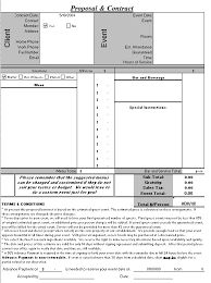 Image result for contracts for event planners templates