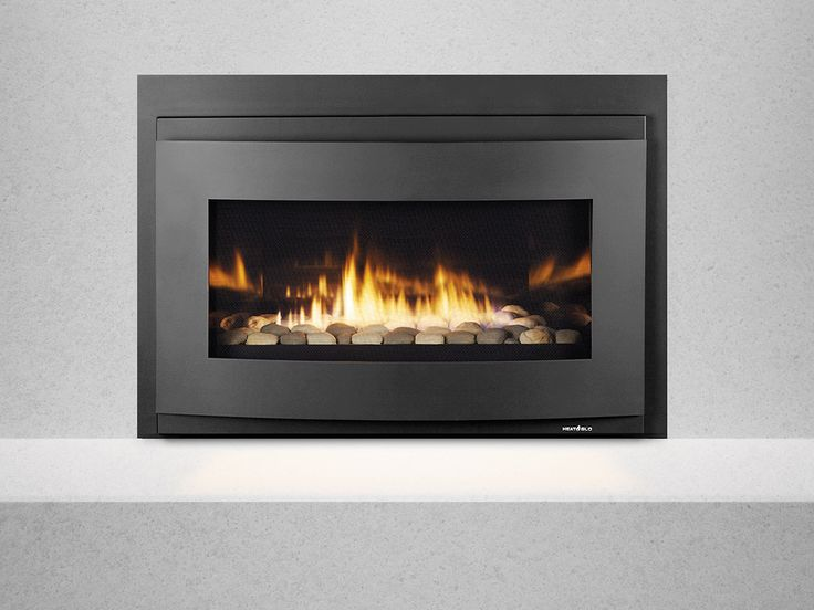 22 best Gas Fireplace Inserts images on Pinterest  Gas