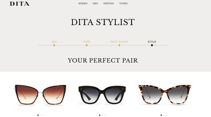 Vintage stylist selection