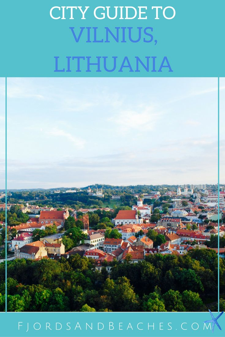 Guide to Vilnius, Lithuania. City guide to Vilnius. What to do in Vilnius. What to do in Lithuania.