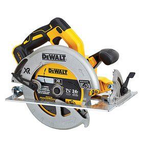 DEWALT 20-Volt 7-1/4-in Cordless Circular Saw with Brake