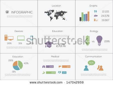 Set elements of infographics by Antun Hirsman, via Shutterstock