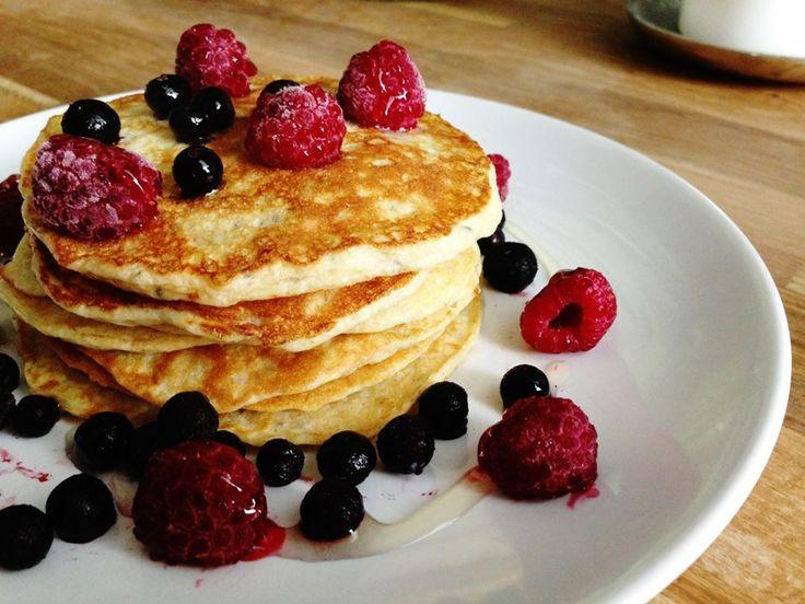 Tips på 4 olika glutenfria pannkakor. | adelebyberg Blogg