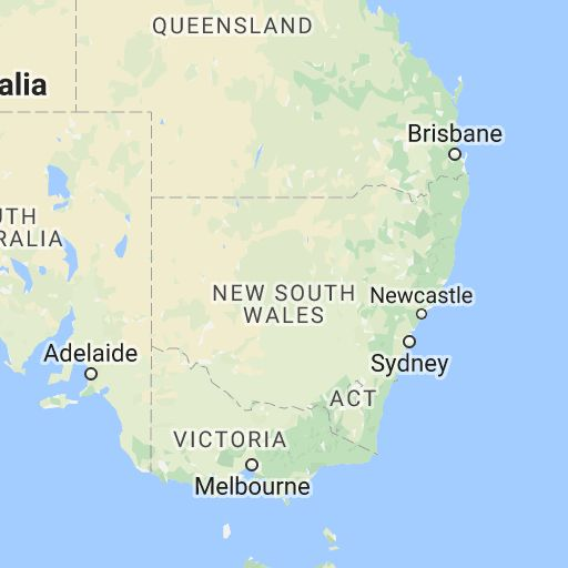 Destinations - New South Wales