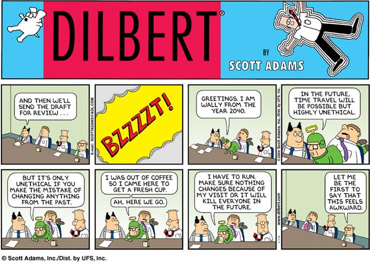dilbert wally | eBay