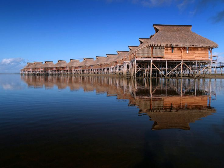Mozambique - Flamingo Bay Water Lodge