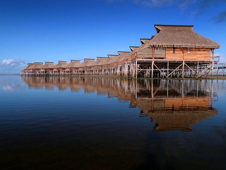Mozambique - Flamingo Bay Water Lodge