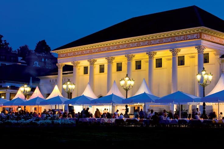 Kurhaus Baden Baden Buffet