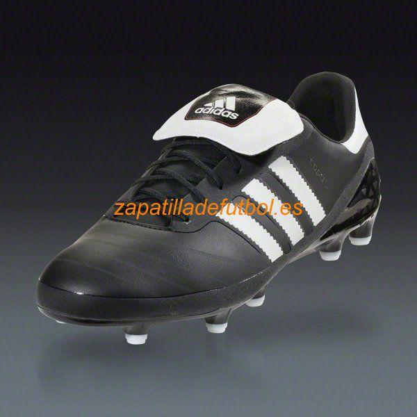 Botas De Futbol Adidas Negras Y Amarillas