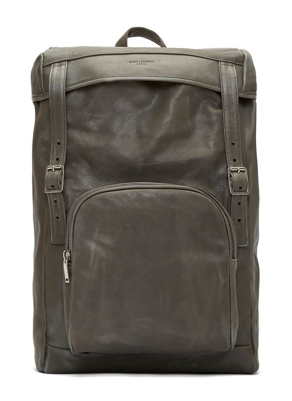 Men's Backpacks - Bags | Order Now at LN-CC - Tuscany Washed Leather Hunter Backpack