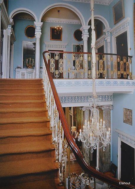 Newby house interiors