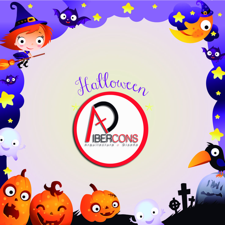 Hoy queremos desearles que tengan un feliz #Halloween en familia, y para todos tus proyectos arquitectónicos consúltanos en: www.ibercons.com.co #Cali