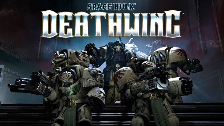 New Space Hulk: Deathwing Trailer