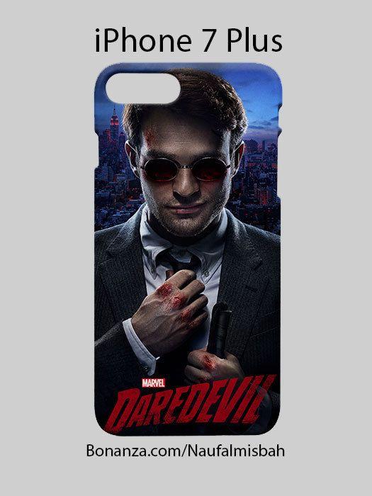Daredevil Movie iPhone 7 PLUS Case Cover Wrap Around
