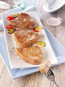 Gegrillter Thunfisch - eingelegt und gegrillt in 30 Minuten auf dem Tisch