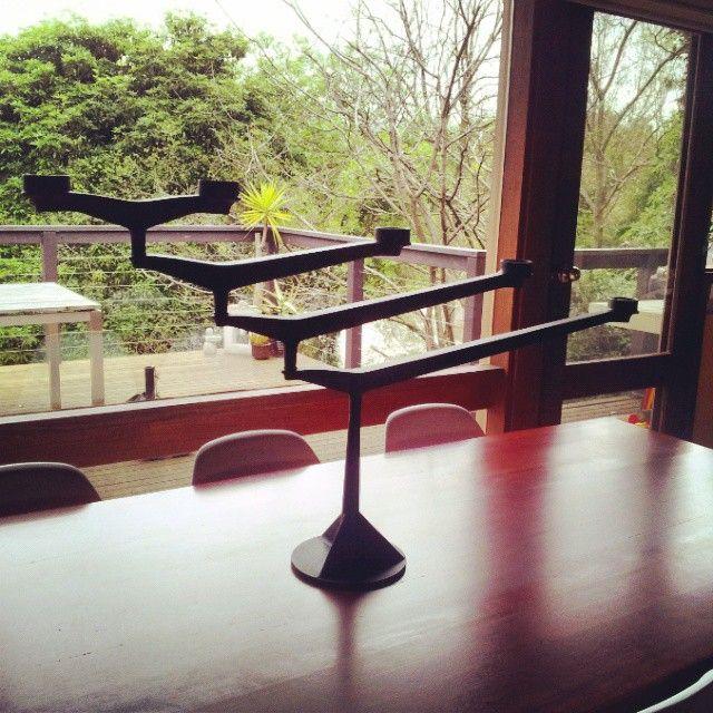 18 best tom dixon spin table candelabra i design deli. Black Bedroom Furniture Sets. Home Design Ideas