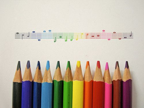 Music is love. #music #love #color