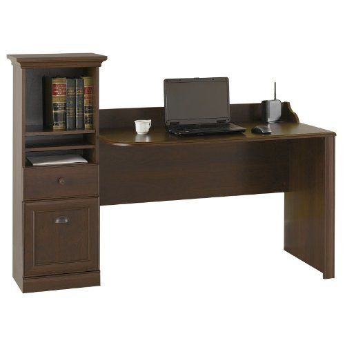 Bush Furniture Barton 48W Desk -  http://www.wahmmo.com/bush-furniture-barton-48w-desk/ -  - WAHMMO