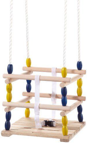 #bebes Happy People 73210  – Oscilación Grid, aproximadamente 30×30 cm, aproximadamente 10 mm cuerda de nylon grueso