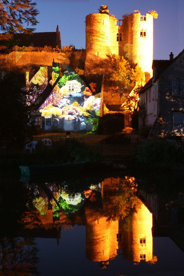 Nuits Solaires 2007 : l'aquarium
