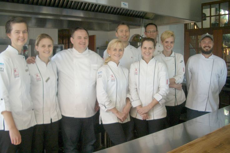 Smart cooking with Jackie Cameron & Team Hilton - South Africa
