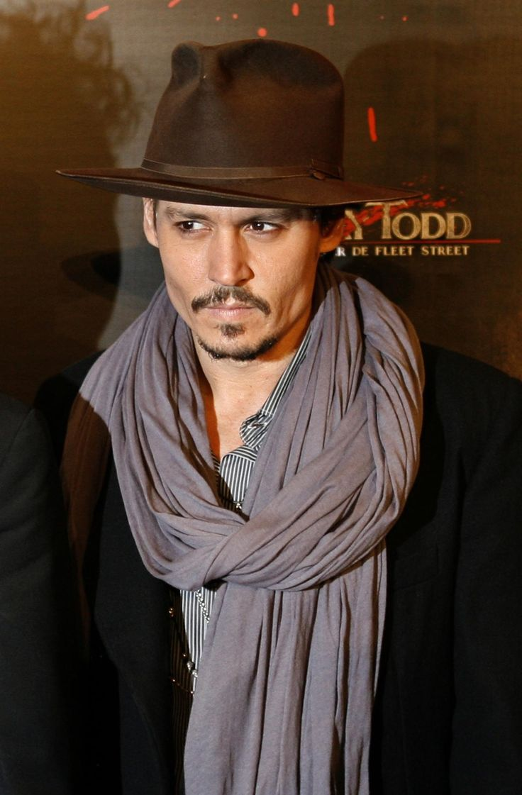 Johnny Depp Handsome Men Pinterest