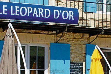 Leopard d'Or, Samazan, je mange ici souvent...trop bon!