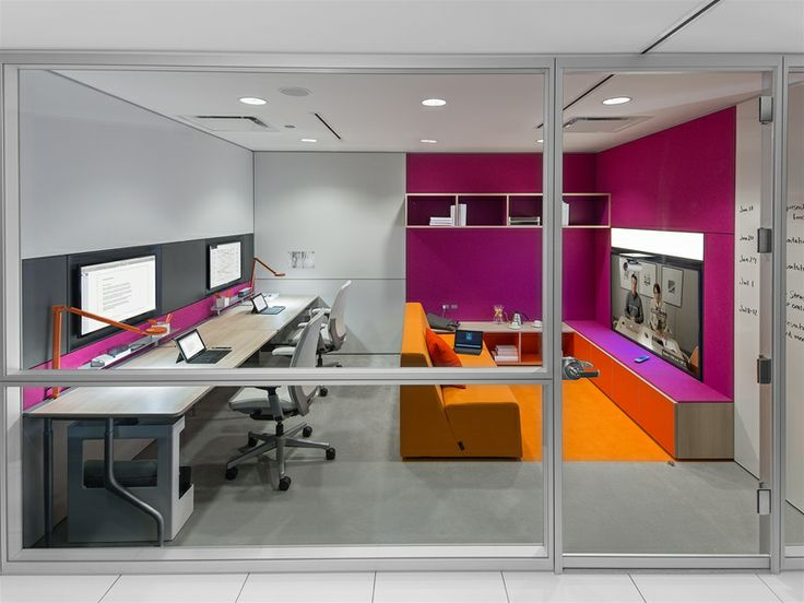 45 best office spaces images on pinterest architecture for Virtual office design