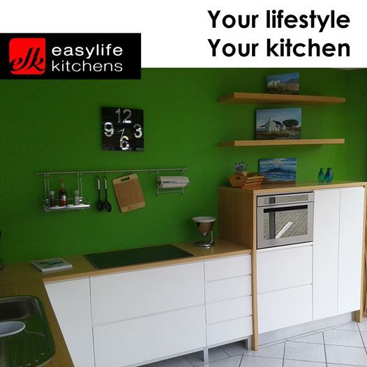 No matter how complex or how simple, Easylife Kitchens George will assist in designing cupboards to suit your budget and your lifestyle. Contact us for a free consultation. #lifestyle #designerkitchens #cupboards