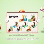 Les Angry Birds débarquent dans le HappyMeal!
