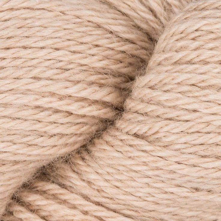 All this luxury in one yarn! It's true; this sport weight (5-ply) is a truly opulent blend of baby alpaca, silk, camel and cashmere. The effect is a yarn that is at once strong, soft and drapey and is perfect for deluxe, lightweight separates or designer-style accessories.