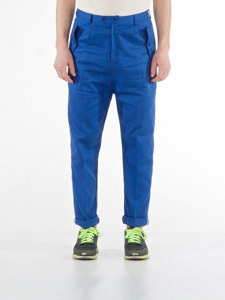 Camo Trousers | Royal Twill
