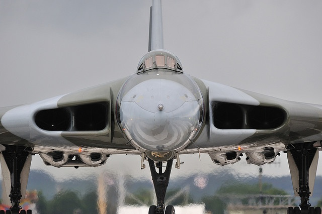 Vulcan in your face
