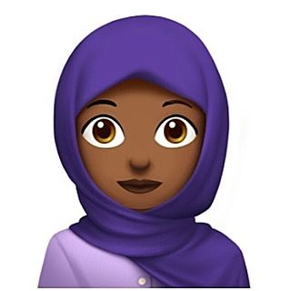 Introducing the new hijabi emoji - yours with your next iOS update!   via GRAZIA MIDDLE EAST MAGAZINE OFFICIAL INSTAGRAM - Fashion Campaigns  Haute Couture  Advertising  Editorial Photography  Magazine Cover Designs  Supermodels  Runway Models