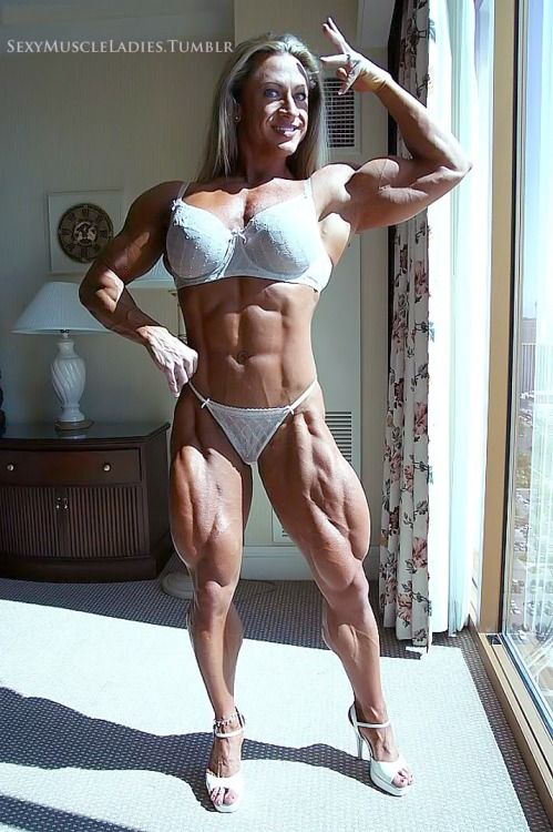 Heather Policky Armbrust | female bodybuilding | Pinterest ...